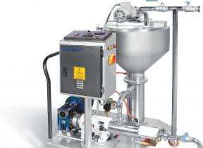 دستگاه پمپ  تزریق مایع  MY2001